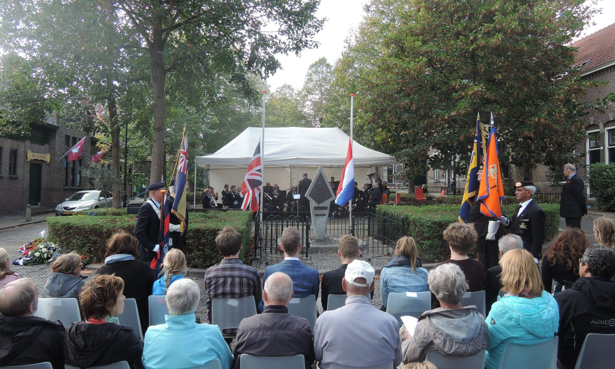Committee Airborne Commemoration Arnhem-West
